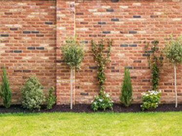 bricklaying boundary