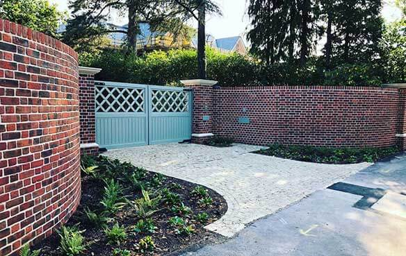 solid brick wall construction buckinghamshire