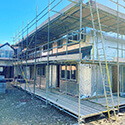 New build timber frame property's in Wokingham