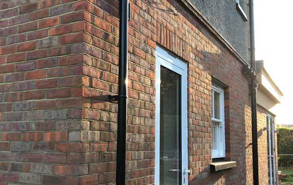 brick extension